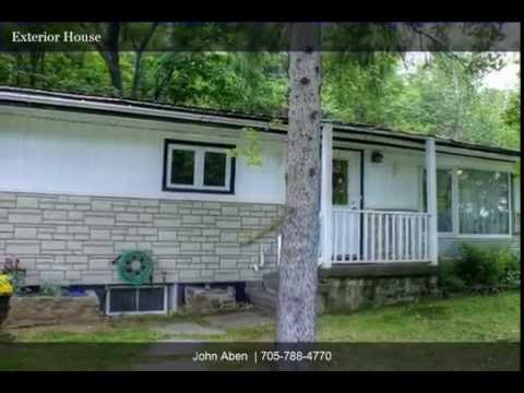SOLD! 2805 Highway 60, Dwight, Ontario | Residential & Commercial Muskoka Property | Aben Team