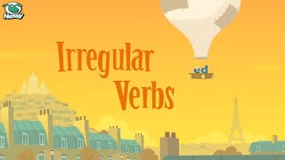 Download lagu Nessy Writing Strategy | Irregular Verbs | Learn to Write