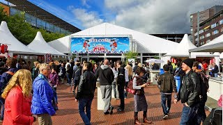 Het jaarlijks gehouden Japan Festival werd op zondag 8 oktober 2017...
