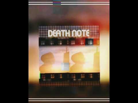 TIMFA MUZIK - Death Note ( BIT )
