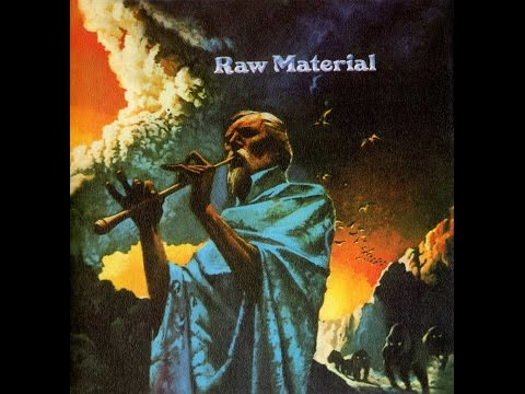 Raw Material, Raw Material 1970 (vinyl record)
