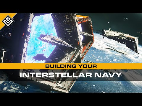Building Your Interstellar Navy | Ship Types, Naming Conventions, & Fleet Doctrines