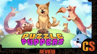 PUZZLE PUPPERS - NINTENDO SWITCH REVIEW