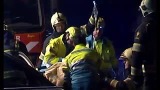 Gewonde bij Ongeval met Beknelling in Merkelbeek