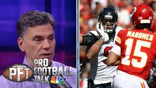 Kansas City Chiefs' injuries starting to catch up to them | Pro Football Talk | NBC Sports