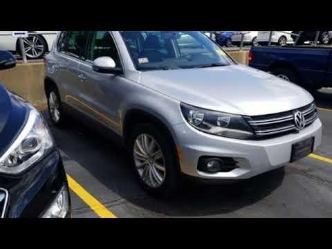 Used 2014 Volkswagen Tiguan Framingham, MA #H6981P - SOLD