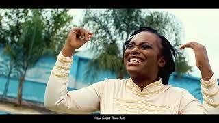 Pjn Joshua Ft Christine - Mwebakulu(GreatThouArt) Official Video 2021, Zambian Gospel Music Rhumba