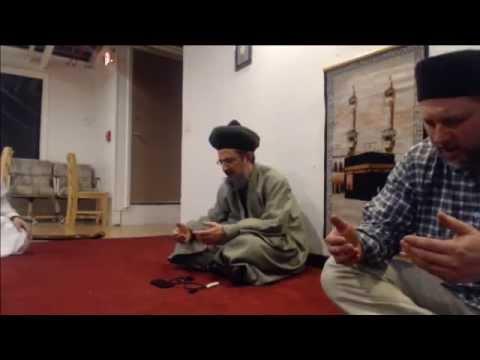 Zhikr - Ann Arbor, MI w. Shaykh Taher Siddiqui