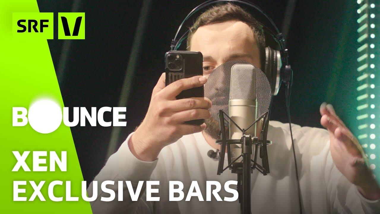 Xen: «Exclusive Bars» live   BOUNCE   SRF Virus