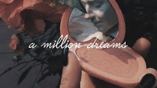 a million dreams // the greatest showman (lyrics)