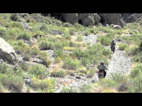 Bishop California Dual Sport Adventure 2011