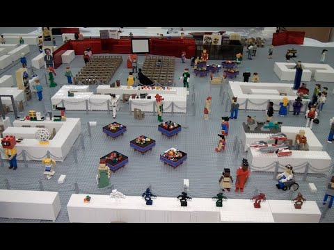 Tour: BrickFair New England 2015 LEGO convention