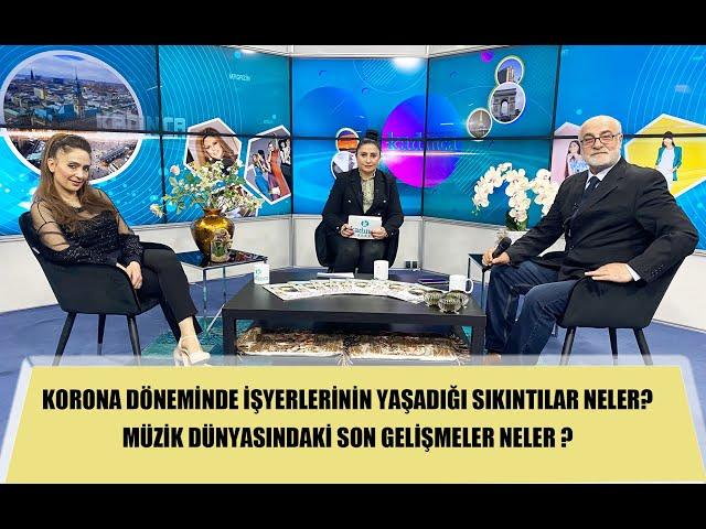 Kadinca- Fehmi Günaydın (Türk Halk Müziği ) - Nuran Altınok (Usta Kuaför - Eğitmen )
