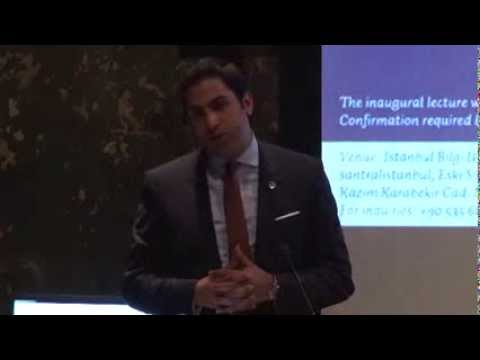 Inaugural Lecture of Mr. Ahmad Alhendawi for CIFE's Anglopho