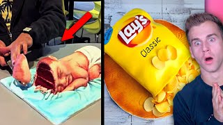 REALISTIC CAKES That Look Like Everyday Objects!