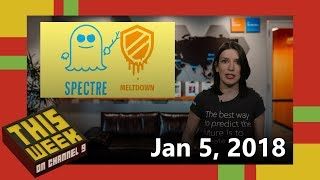 TWC9: Happy New Year, Meltdown and Spectre, REST API or Azure Analysis Services, and more