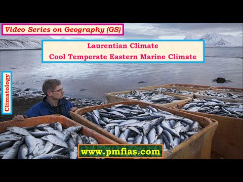 [C31] Laurentian Climate | Cool Temperate Eastern Marine Cli