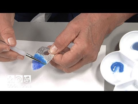 Enameling Techniques & Tube Riveting by Jan Harrell