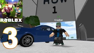 ROBLOX - Car Crashers 2 Gameplay Walkthrough Part 3 (iOS, Android)