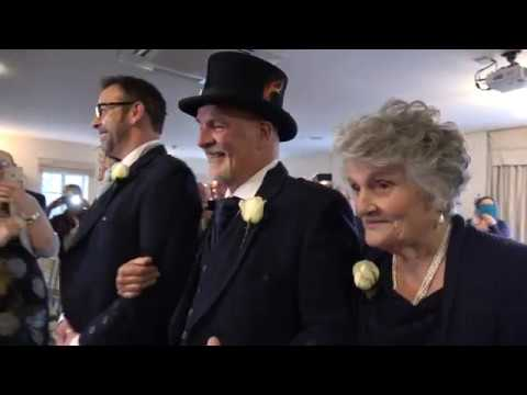 The wedding of James Sharp and Stephen Luigi (Complete)