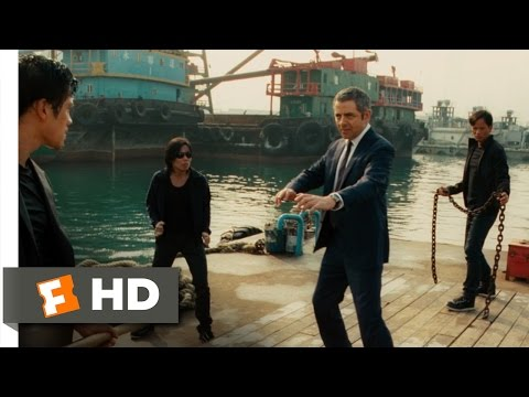 Johnny English Reborn (3/10) Movie CLIP - You've Met Your Ma