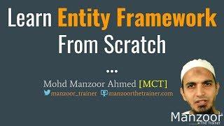 ADO.Net Entity Framework Tutorial