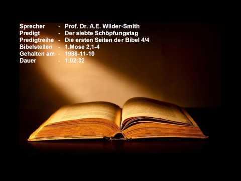 Die ersten Seiten der Bibel 4/4 - Der siebte Schöpfungstag