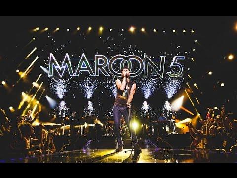 Maroon 5 Maps Lyrics Youtube