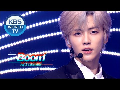 NCT DREAM - BOOM [Music Bank / 2018.07.26]