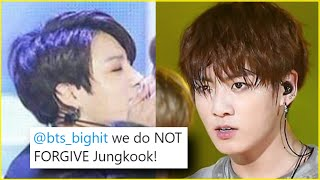 ARMY's ANGRY, Jungkook tried to KISS on STAGE? Former Big Hit Employee Spills BTS Details