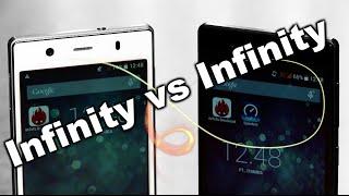 myPhone Infinity - telefony o tej samej nazwie - Test - Twardy Reset