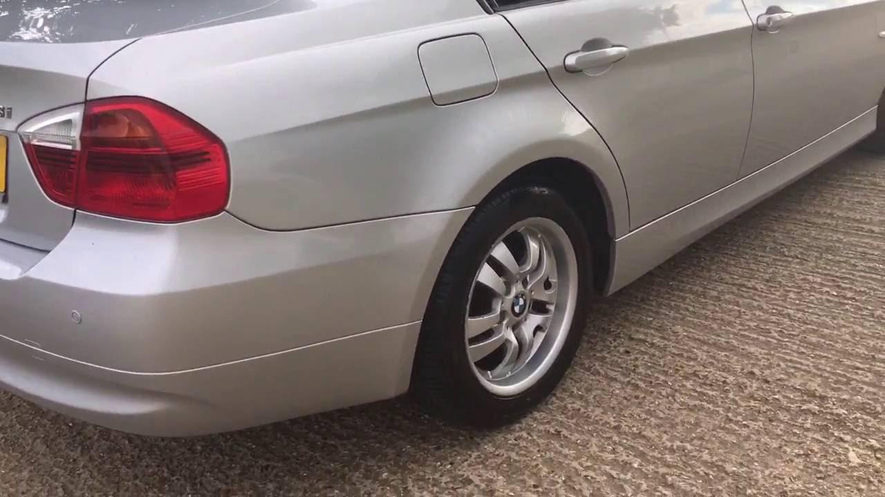 2006 BMW 318i 318 AUTO E90 VIDEO REVIEW  YouTube