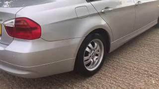 2006 BMW 318i 318 AUTO E90 VIDEO REVIEW