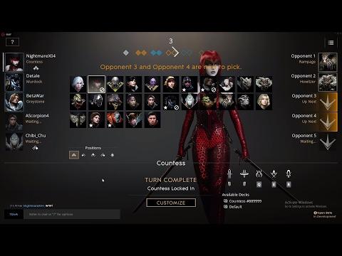 [Paragon] Countess - Co op