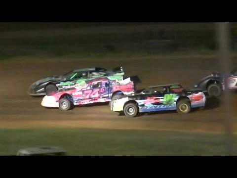 Street Stock Feature | McKean County Raceway | 7-14-16
