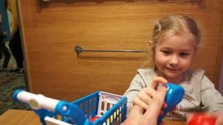 Приколы с детьми Даша в детской игровой