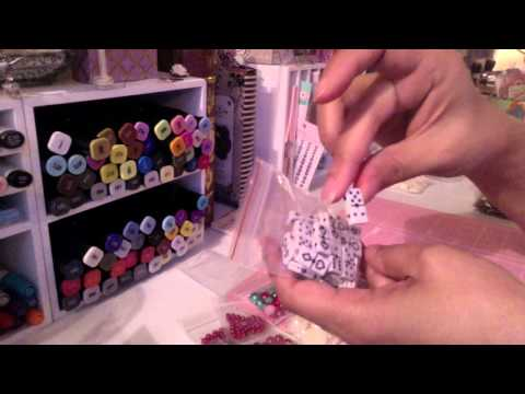 Online Order from Miriam's Crafting Supplies