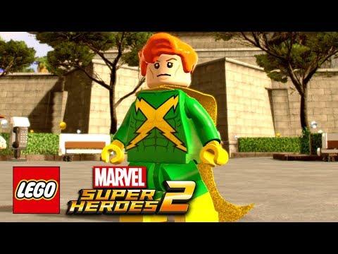 LEGO Marvel Super Heroes 2 - How To Make Banshee