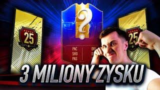 NAGRODY za 30-0 & TOP 25 w FUT CHAMPIONS! 3 MILIONY ZYSKU! FIFA 19 Ultimate Team