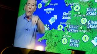 ITV-1 Weather with Fred Talbot......Nov 23  2011