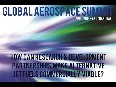 R&D partnerships can make alternative jet fuels commercially