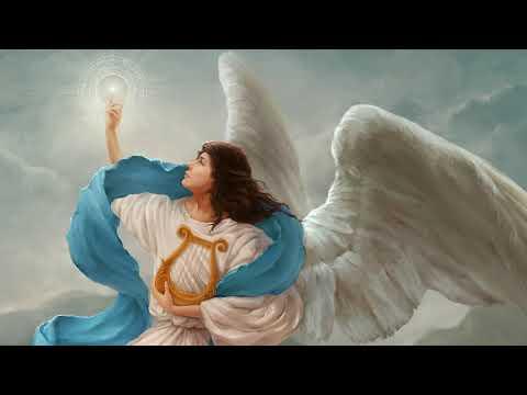 Archangel Gabriel via Gulcin Onel Mavinin Sesi 16 22 October 2017