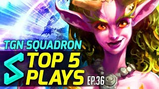 TGN Squadron's Top 5 Plays in Heroes of the Storm | Episode 36 thumbnail