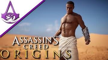 Assassin's Creed Origins #037 - Die Lügen des Skarabäus - Let's Play Deutsch