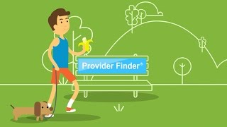 Provider Finder® for Blue Cross and Blue Shield of Illinois PPO members