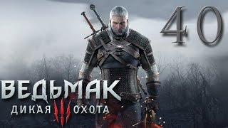 Прохождение The Witcher 3 Wild Hunt #40 - ВЕРНОН РОШЕ