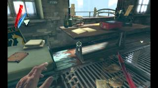 Dishonored-The boyle Estate-Walkthrough(HD Gameplay)