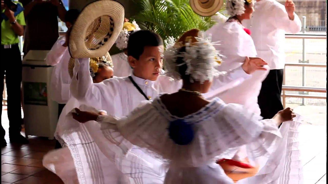 Baile t 237 pico en el cento de visitantes del canal de panam 225 youtube