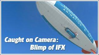 Industrial FX Blimp
