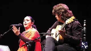 Concurso Talento Flamenco de Cante por Malagueñas 2017. Marta García 'La Niña'